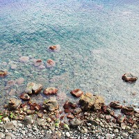 Strand von Praiola di Giarre