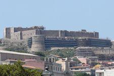 das antike Städtchen von Milazzo