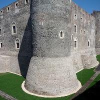 Catania mittelalterlichen Stadt