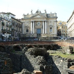 Das unterirdische Catania