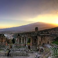 Wie man von Catania bei Taormina kommt