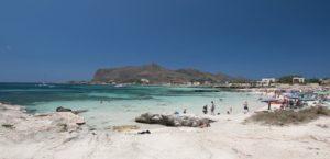 Egadischen Inseln von Trapani