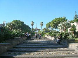 der vier Gärten von Catania