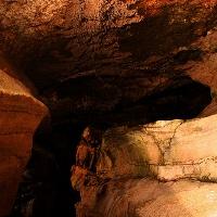 die Höhle von Carburangeli