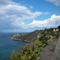 Die Grotte von Polyphem