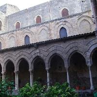 Palermo mittelalterlichen Kalsa