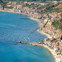 Meer in Sizilien