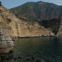 der Strand von Pollara