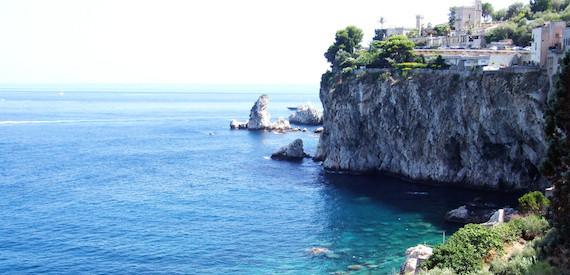 Was in Taormina