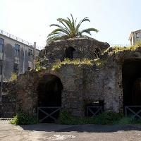 Die antiken Thermen von Catania