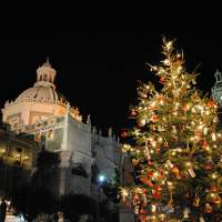 Catania Christmas markets 2014