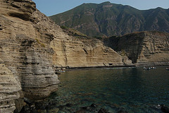 Pollara beach