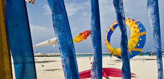 Sicily kite festival 2015