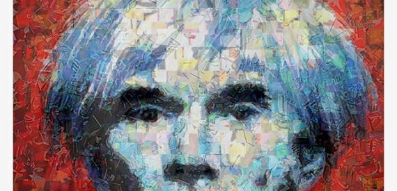 Warhol exhibition Taormina 2015