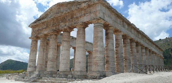 how to reach Segesta
