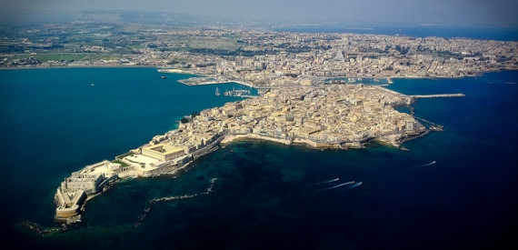 ortigia how to reach