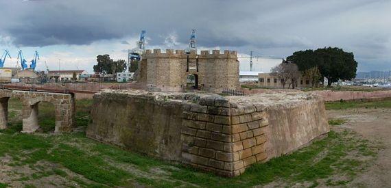 Castles of Sicily: Castello a Mare