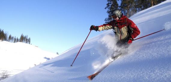 skiing on Etna Sicily: Nicolosi