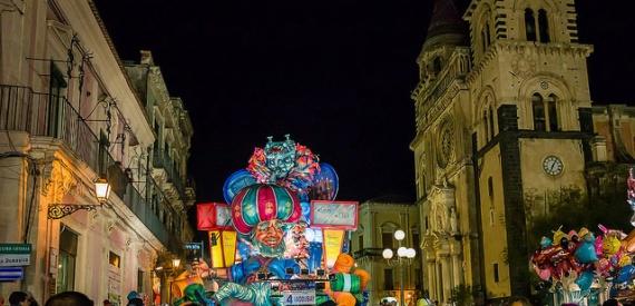 Carnival of Acireale 2016
