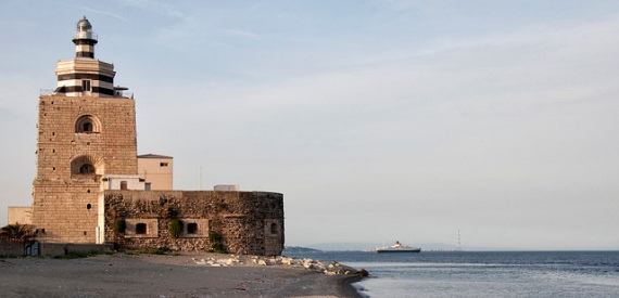 castles of Sicily: citadel of Messina