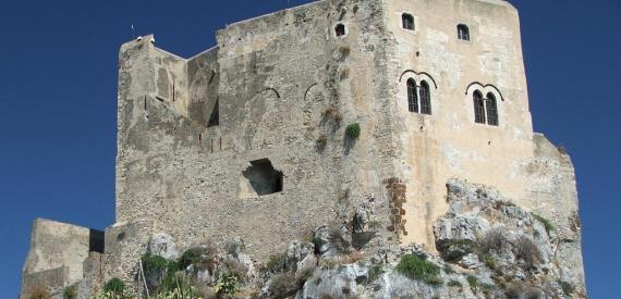 castles of Sicily: Scaletta Zanclea