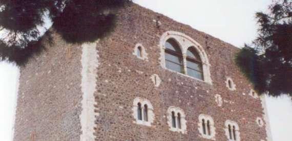 castles of Sicily: castello di Paternò