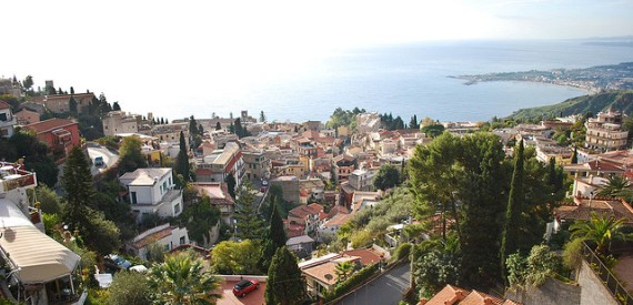 Sicily east coast: Riviera dei Limoni
