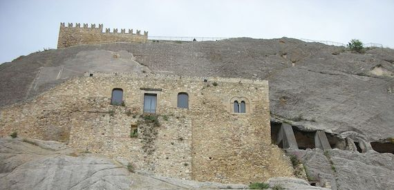 castles of Sicily: il castello di Sperlinga