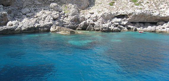 Marettimo beaches