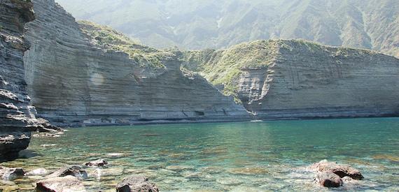 Salina beaches