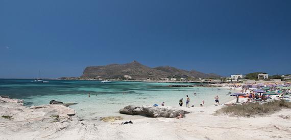 Aegadian Islands Sicily