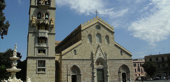 cathedral square Messina