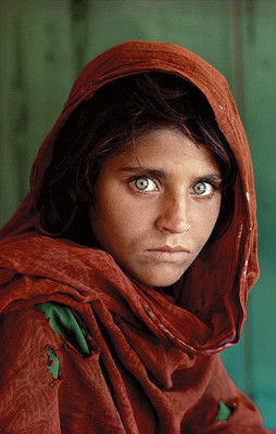 Steve McCurry exhibition 2016 in Italy: Palermo