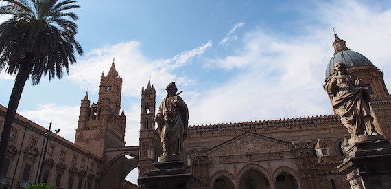 le Vie dei tesori Palermo 2016