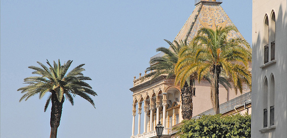 the historic districts of Palermo: Castellammare or Loggia
