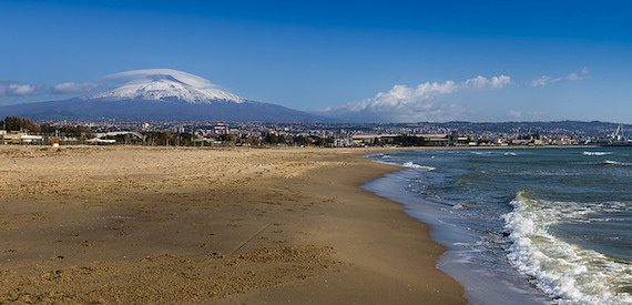 Catania And Surroundings The 7 Most Beautiful Beaches