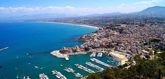 Sicily in summer