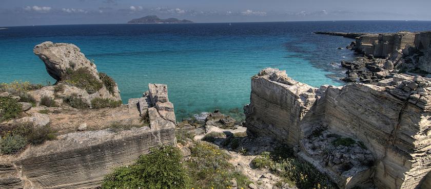 west Sicily beaches
