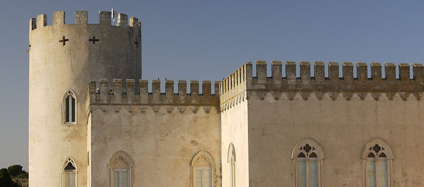 castles of south Sicily