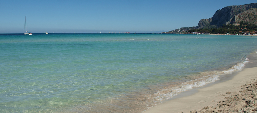 Where to go to the sea in Palermo