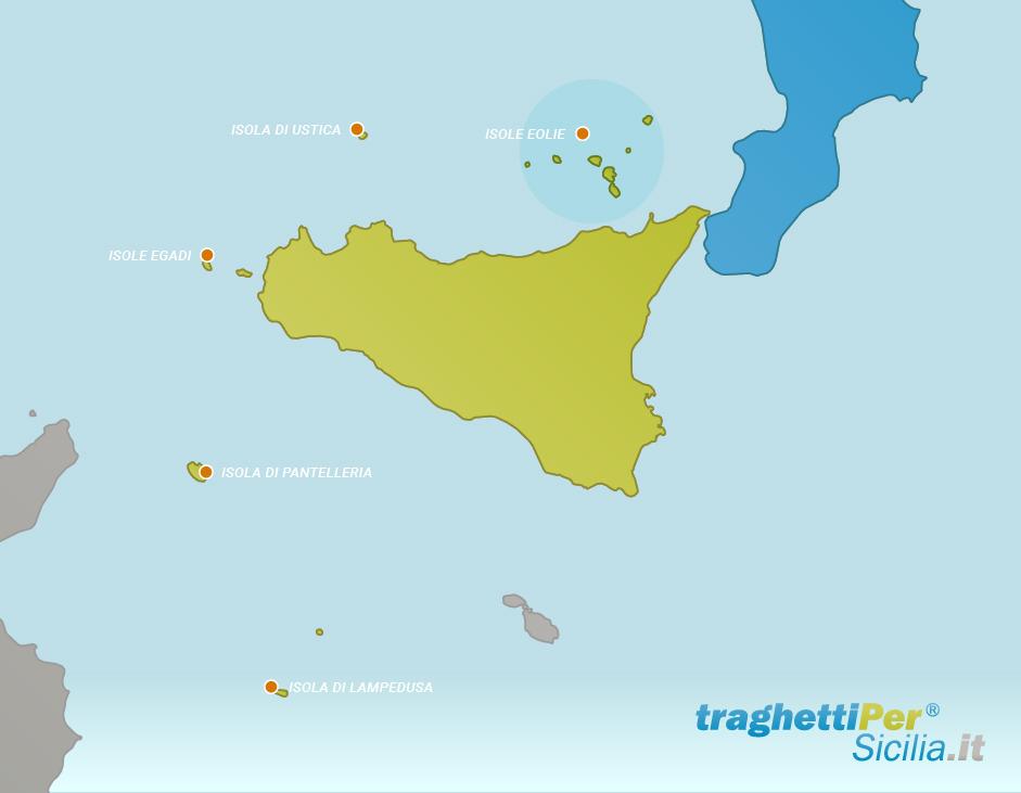 Ports des Îles Eoliennes