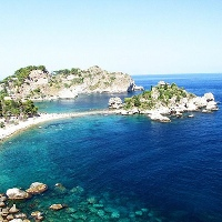 Spiaggia Isola Bella Taormina