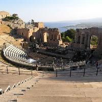 Teatro greco Taormina spettacoli
