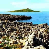Isola delle Femmine spiagge