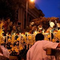 Messina processione delle Barette 2015