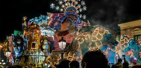 Carnevale estivo di Acireale 2015