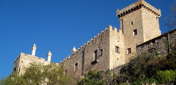 i castelli della Sicilia: Carini