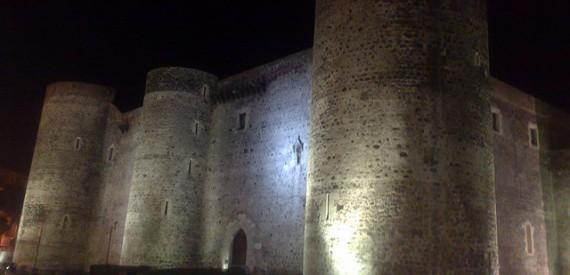 i castelli della Sicilia: il castello Ursino