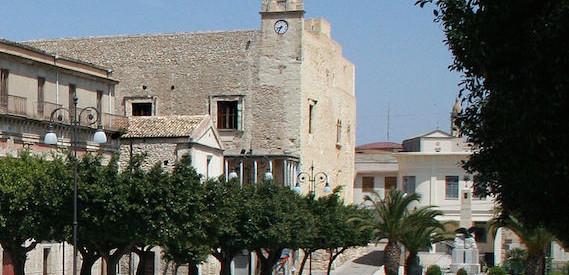 i castelli della Sicilia: il castello di Racalmuto