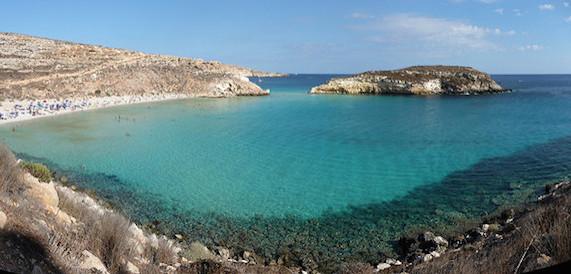 le migliori spiagge selvagge della Sicilia occidentale